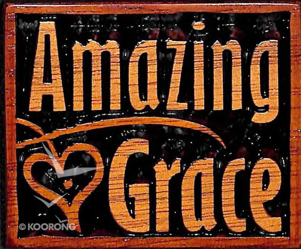 Magnet: Amazing Grace Novelty