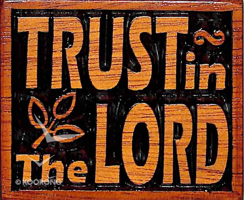 Magnet: Trust in the Lord Novelty