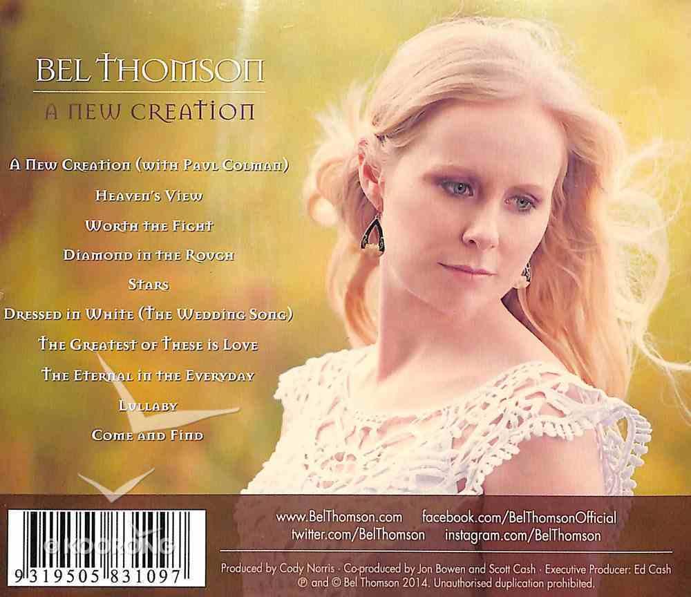 A New Creation CD