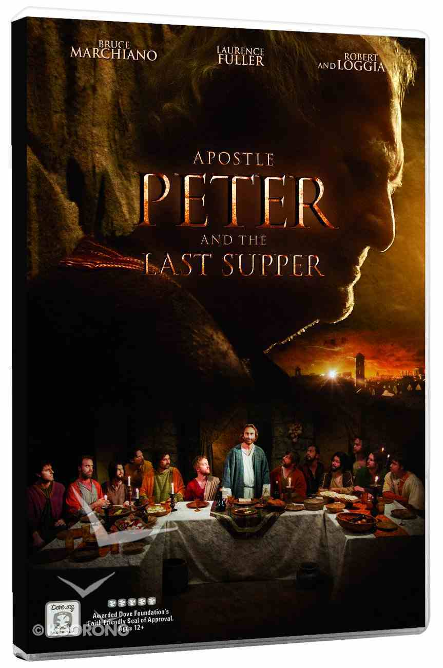 The Scr DVD Apostle Peter & the Last Supper: Screening Licence Digital Licence