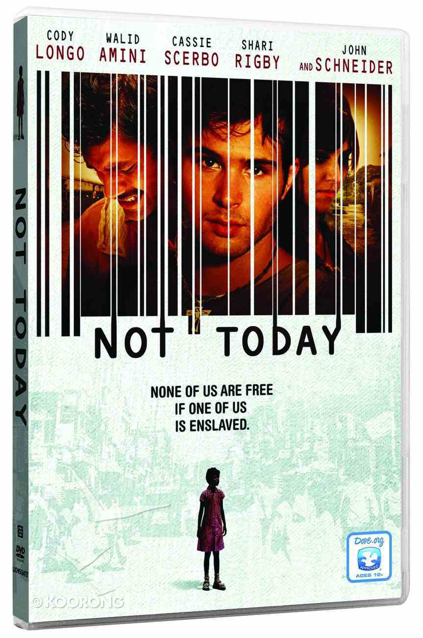Scr DVD Not Today: Screening Licence Digital Licence