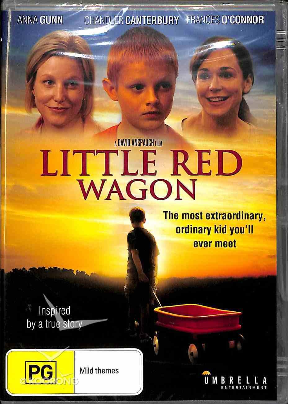 Little Red Wagon DVD