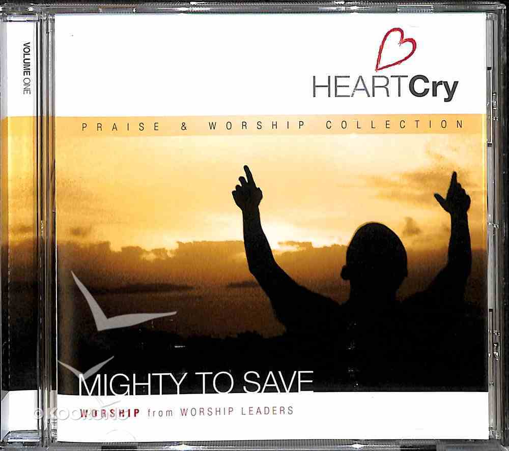 Heartcry #01: Mighty to Save CD