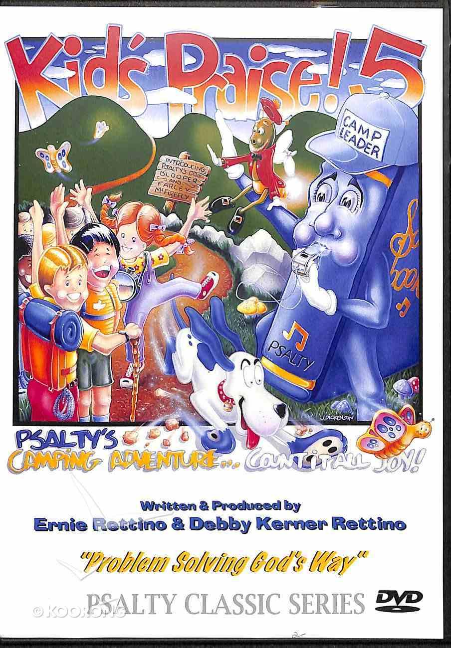 The Kids Praise Party! (Vol 5) CD
