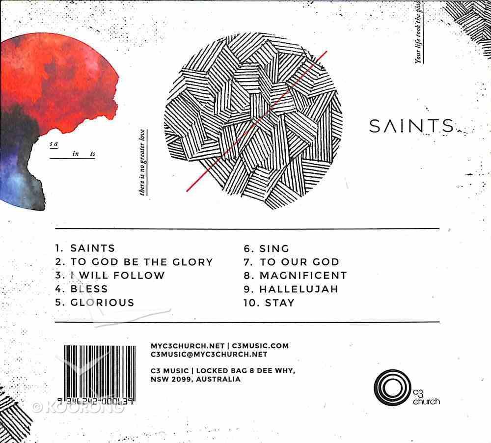 2014 Saints CD