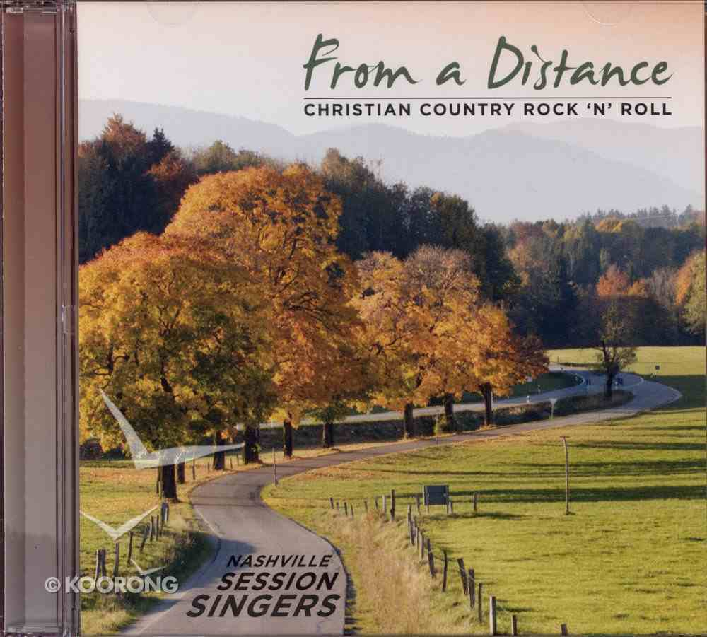 From a Distance CD
