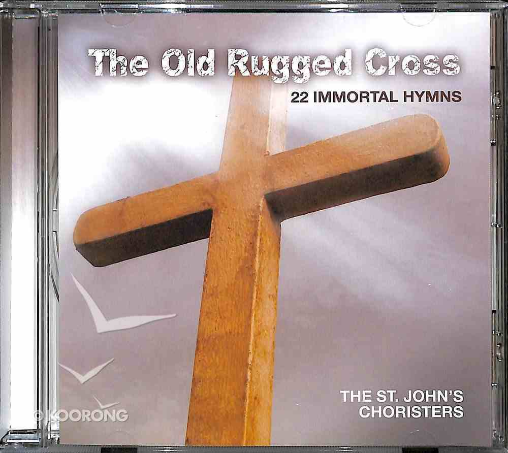 The Old Rugged Cross By St Johns