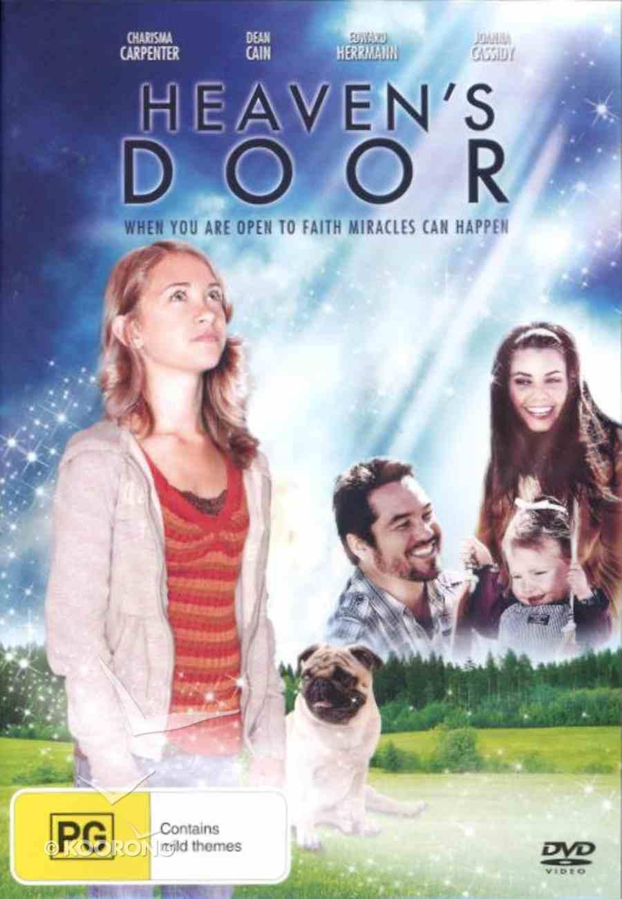 Heaven's Door DVD