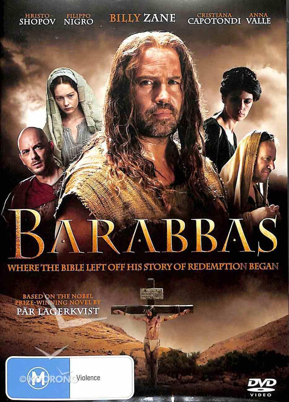 Barabbas DVD