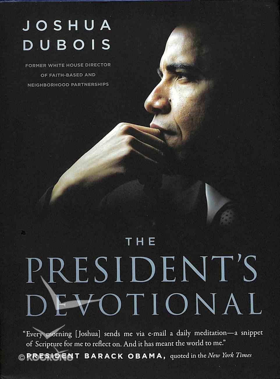 The President's Devotional Hardback