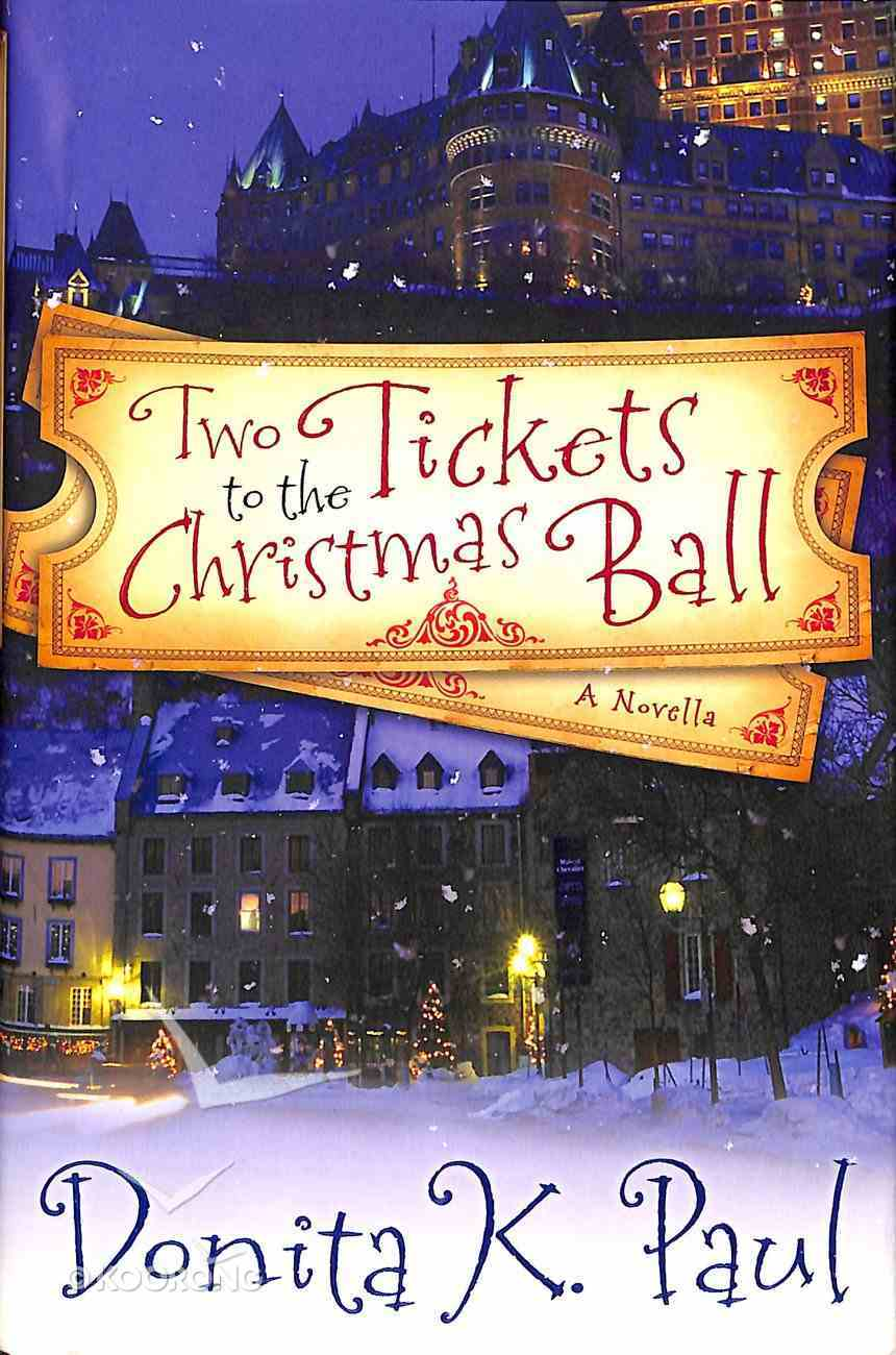 Two Tickets to the Christmas Ball Hardback