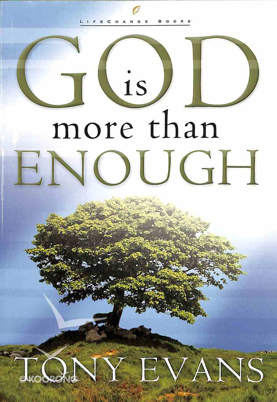 God is More Than Enough Paperback