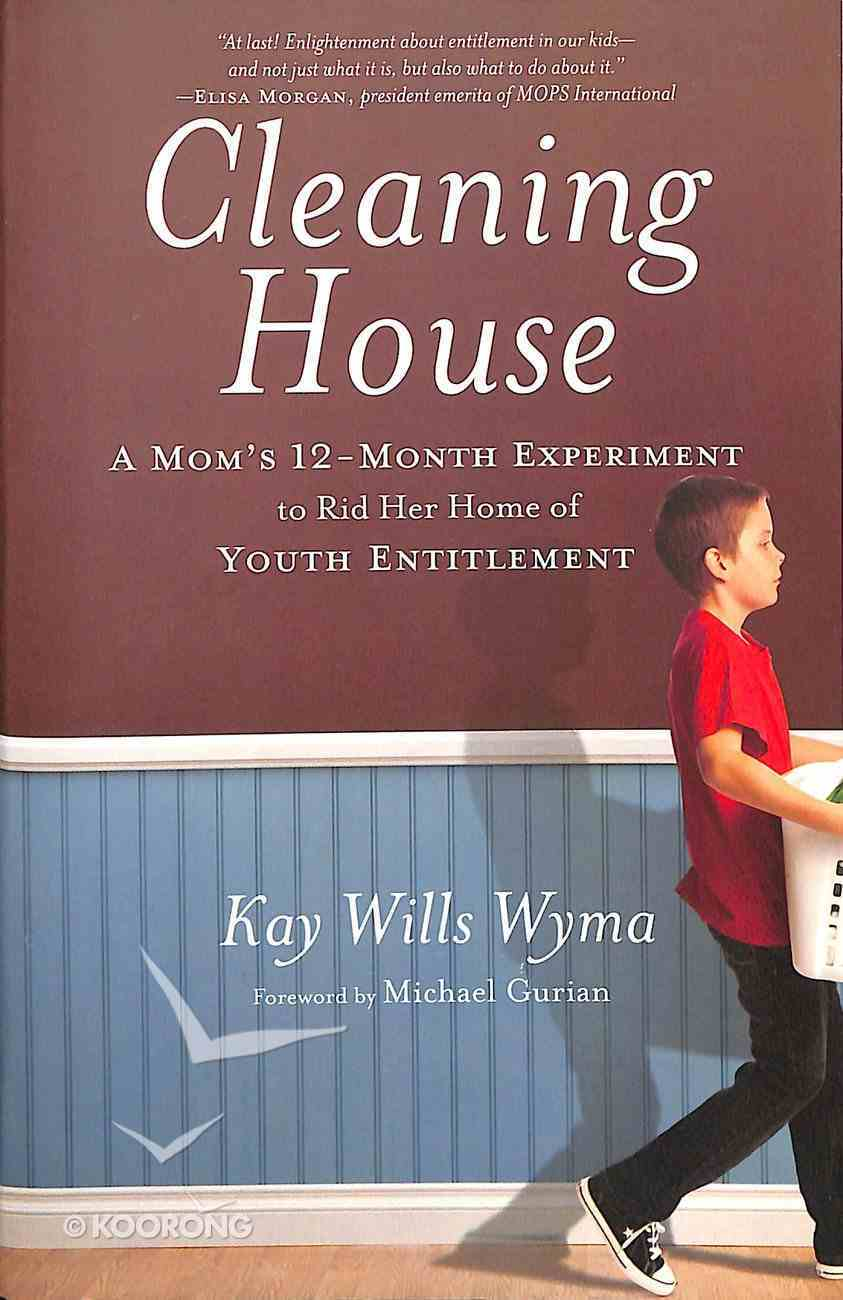 Cleaning House Paperback