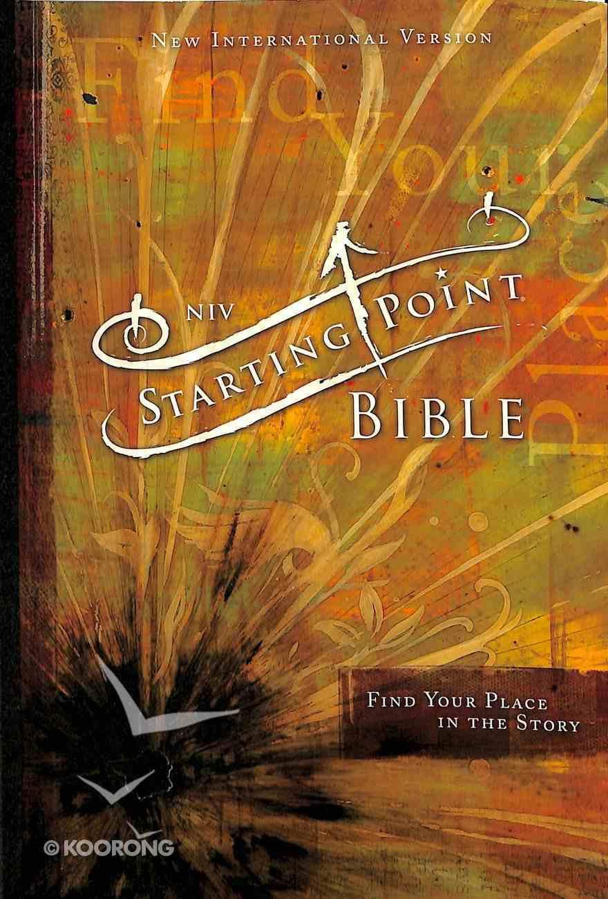 NIV Starting Point Bible Paperback