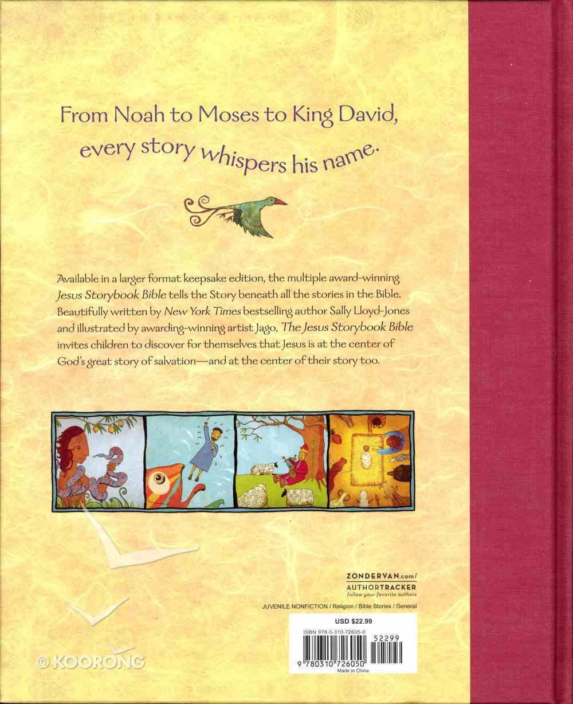 The Jesus Storybook Bible (Large Format) Hardback