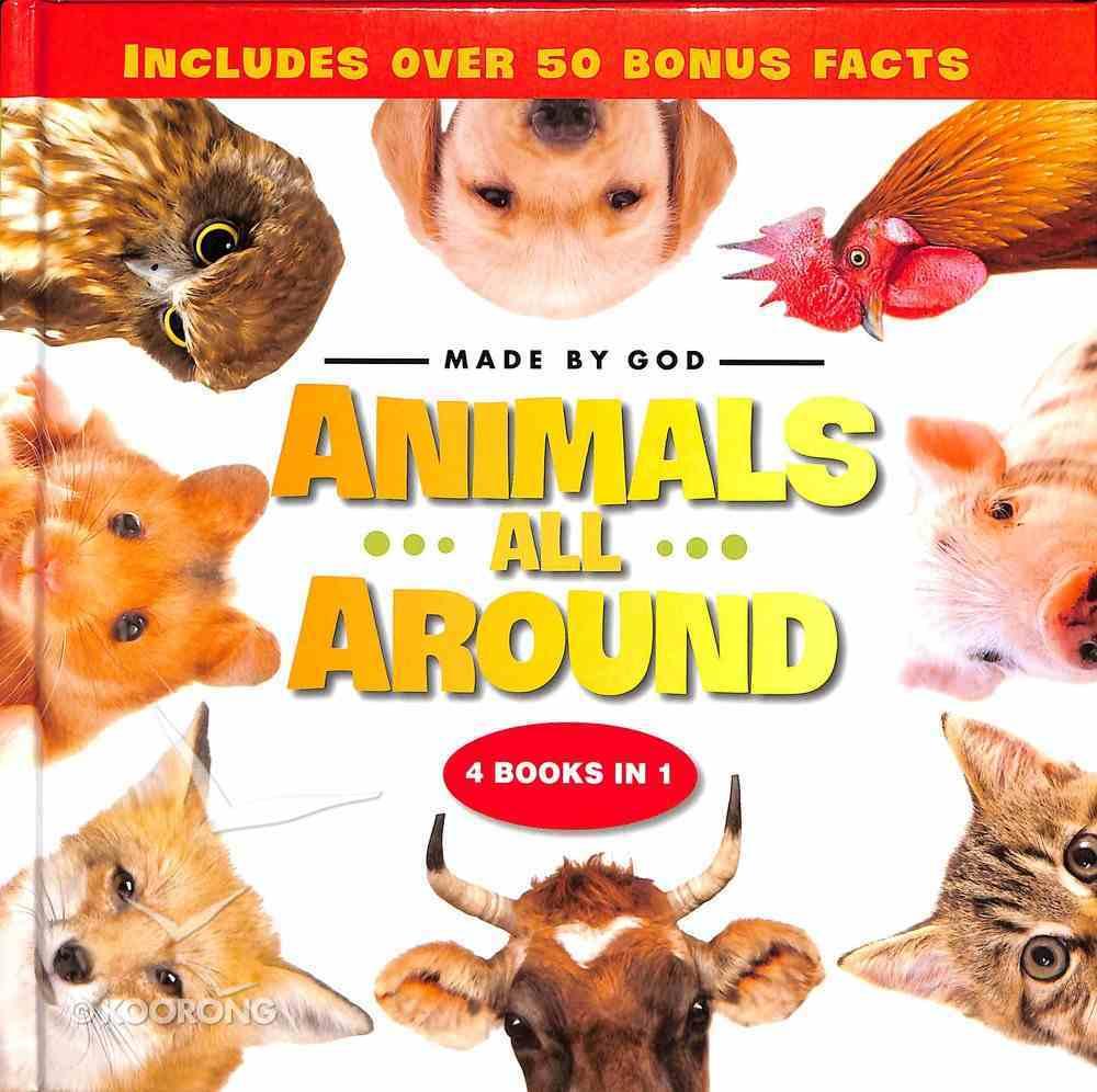 Animals All Around ( Series) Hardback