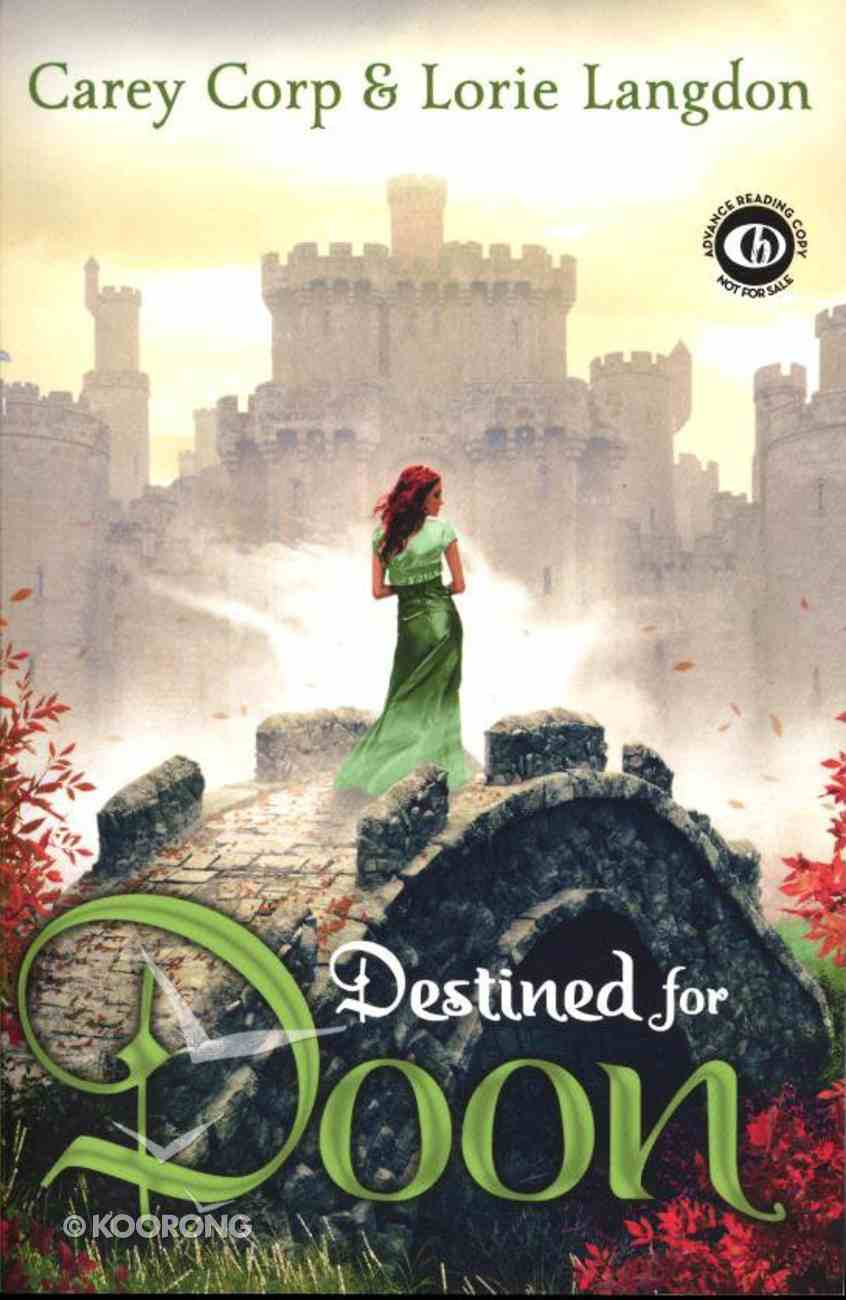 Destined For Doon (#02 in Doon Novel Series) Hardback