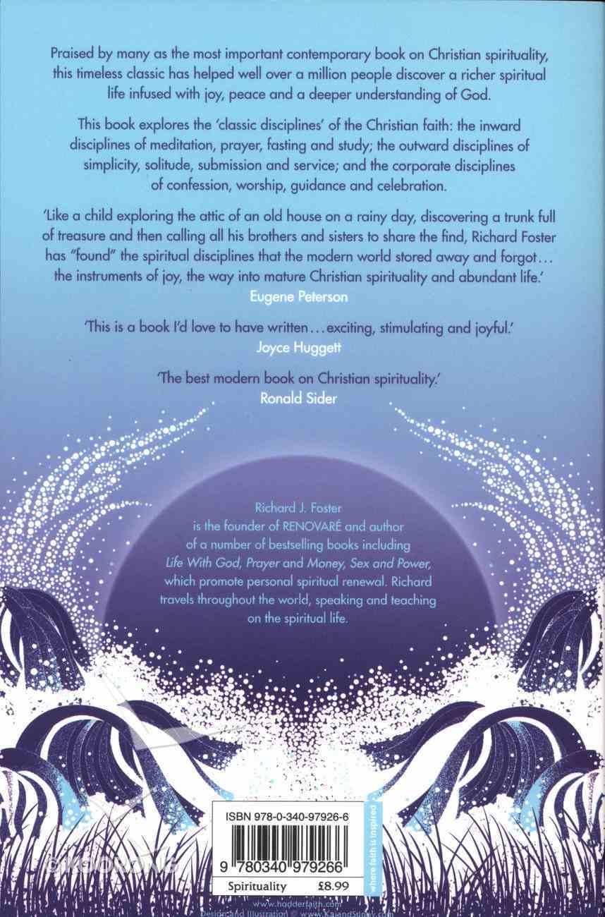 Celebration of Discipline: The Path to Spiritual Growth Paperback