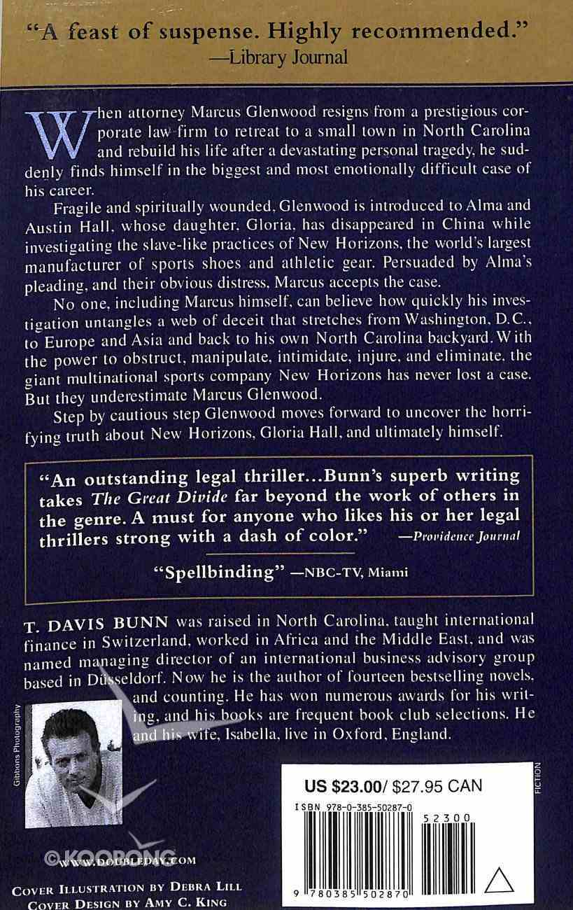 The Great Divide Paperback