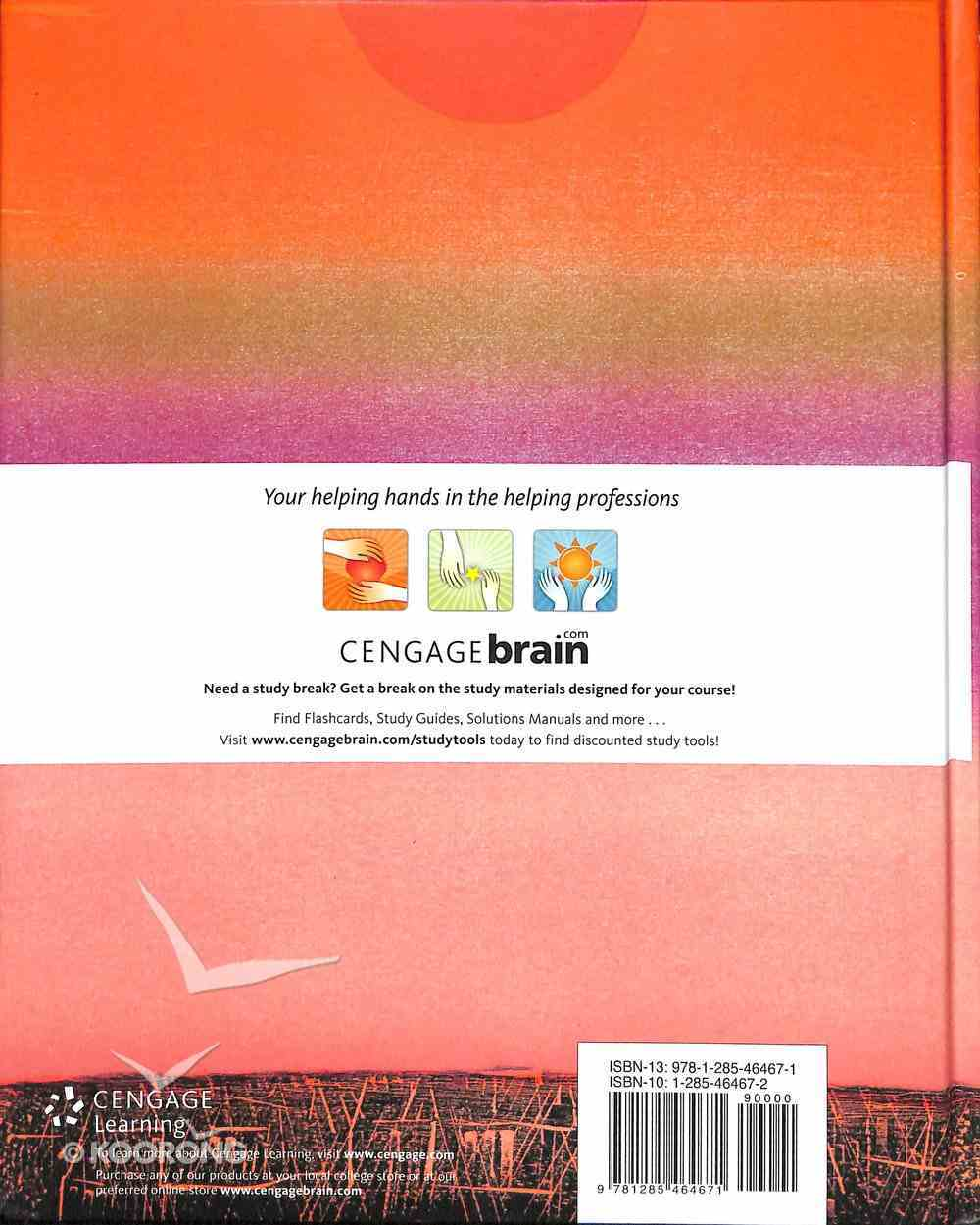Issues and Ethics in the Helping Professions (8th Edition) Paperback