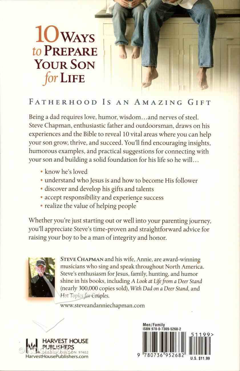 10 Ways to Prepare Your Son For Life Paperback