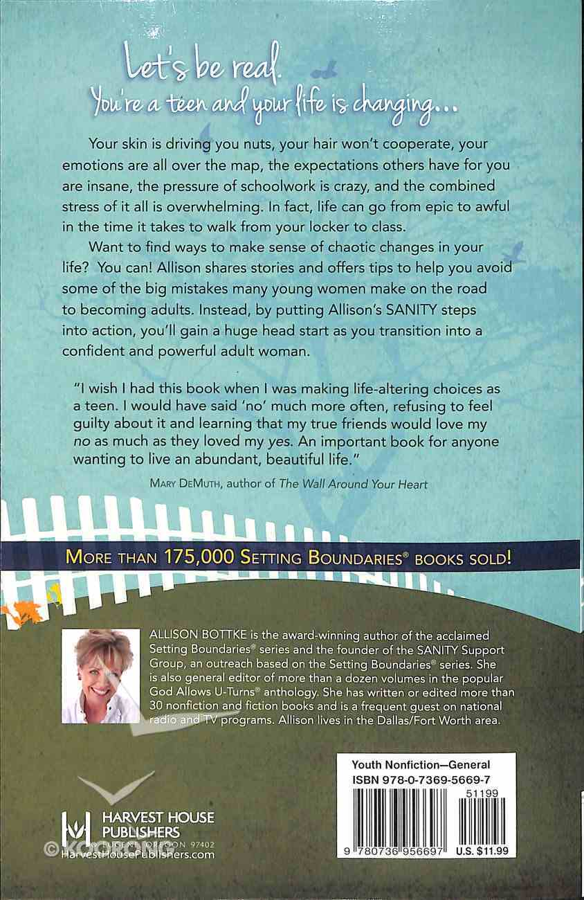 A Young Woman's Guide to Setting Boundaries Paperback