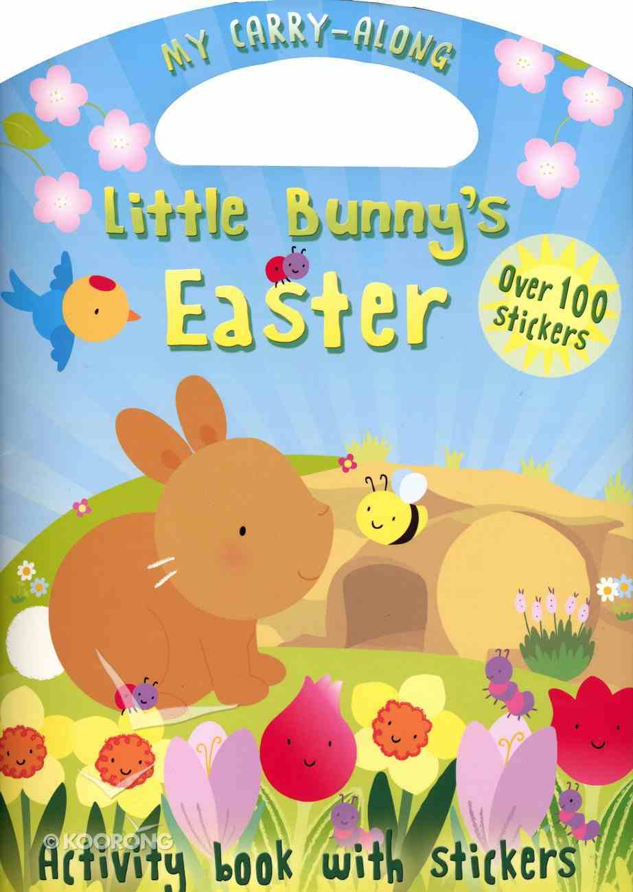 My-Carry-Along: Little Bunny's Easter Paperback