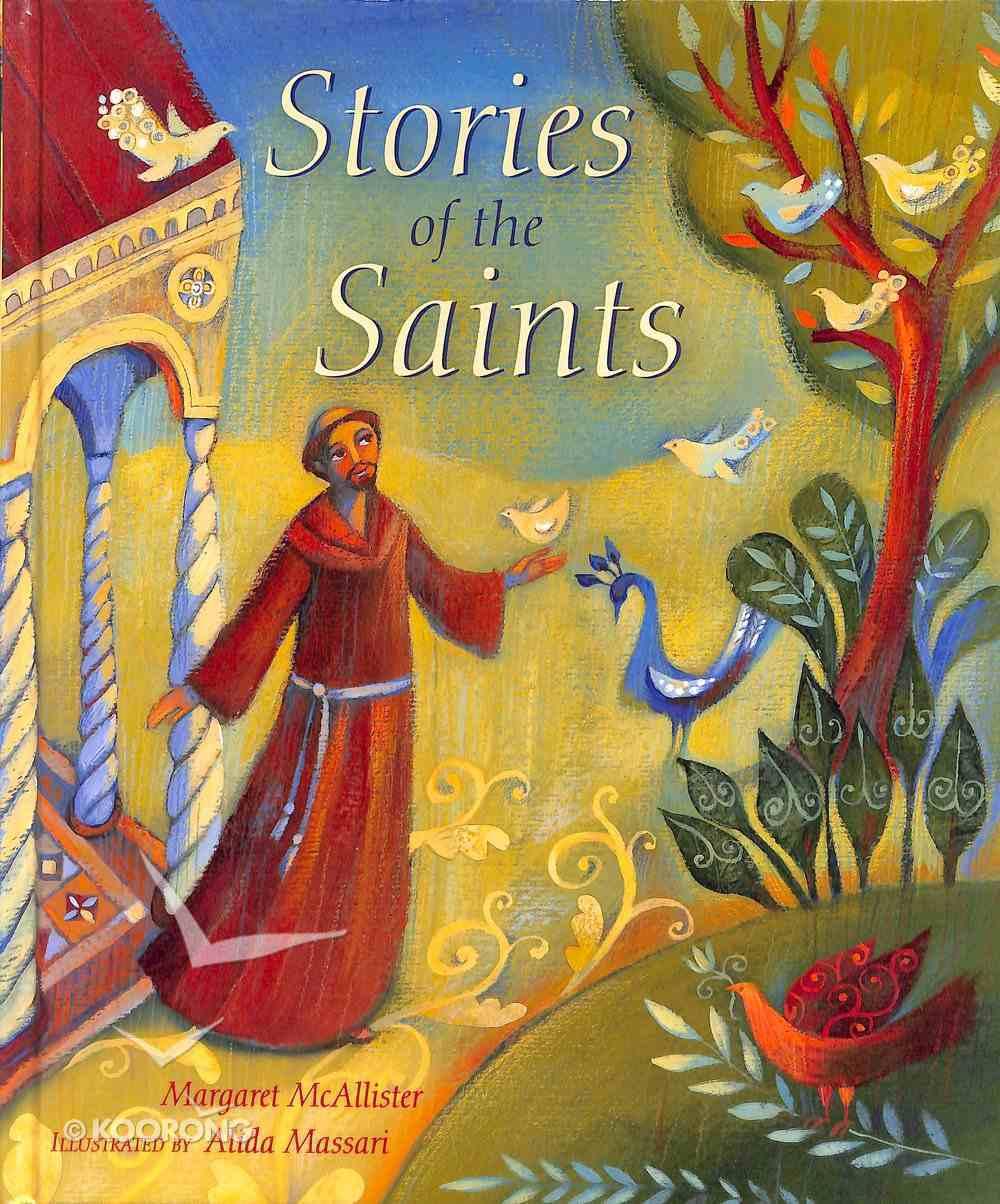 Stories of the Saints Hardback