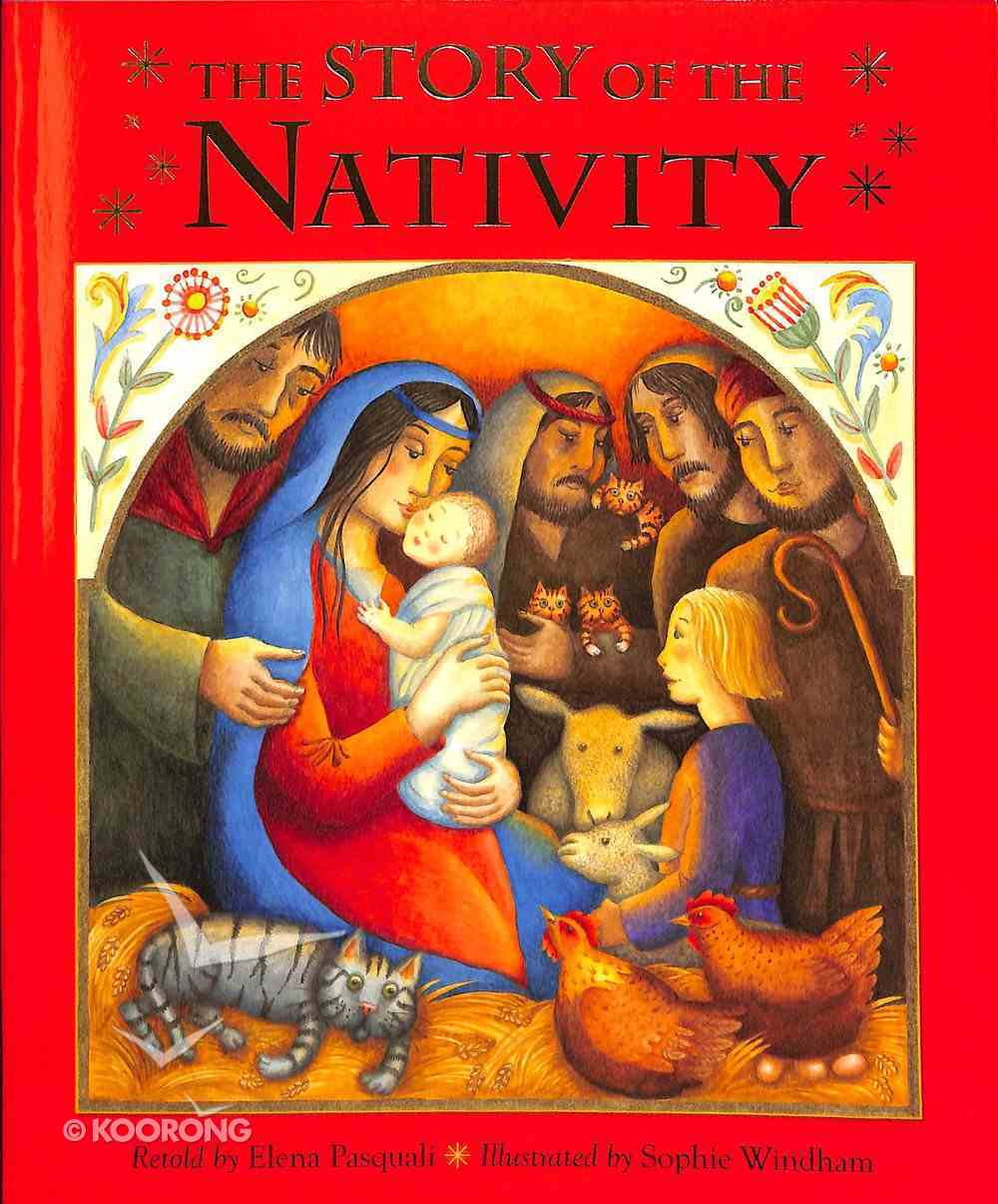 The Story of the Nativity Paperback