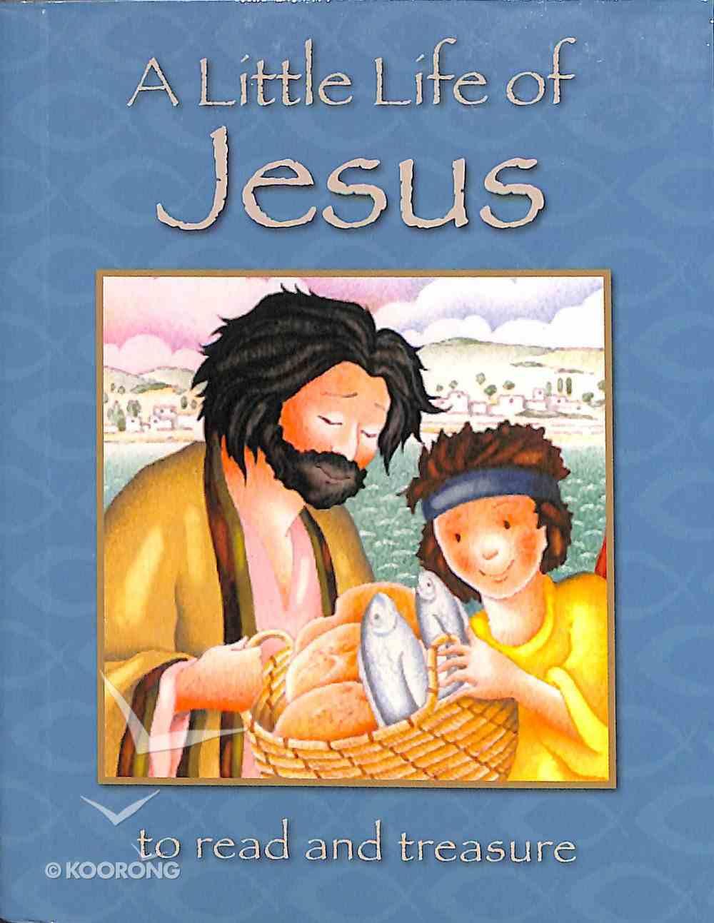 A Little Life of Jesus Paperback
