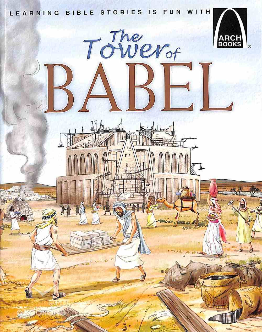 The Tower of Babel (Arch Books Series) Paperback