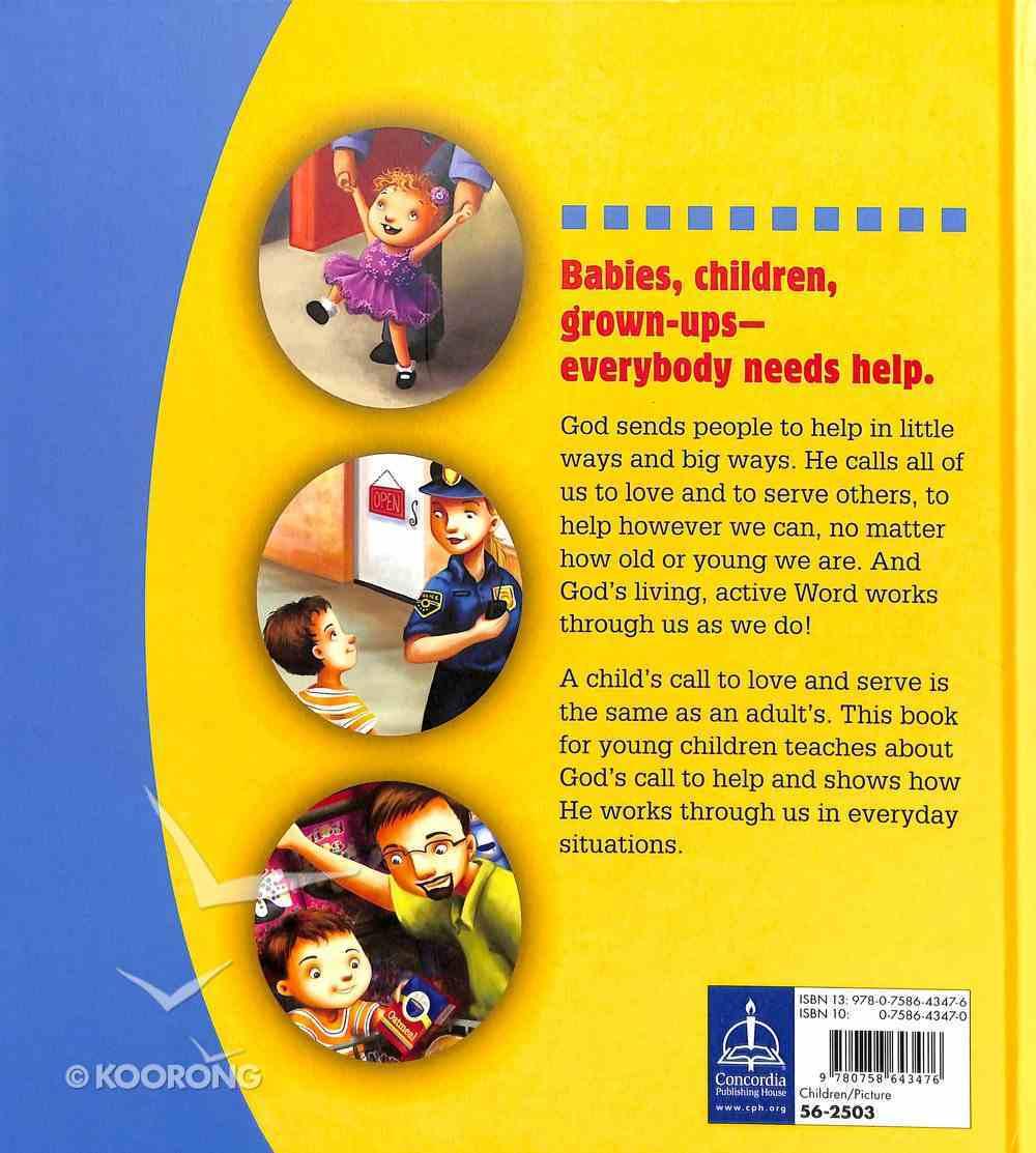 Gods Calling For Kids (How Can I Help? Series) Hardback