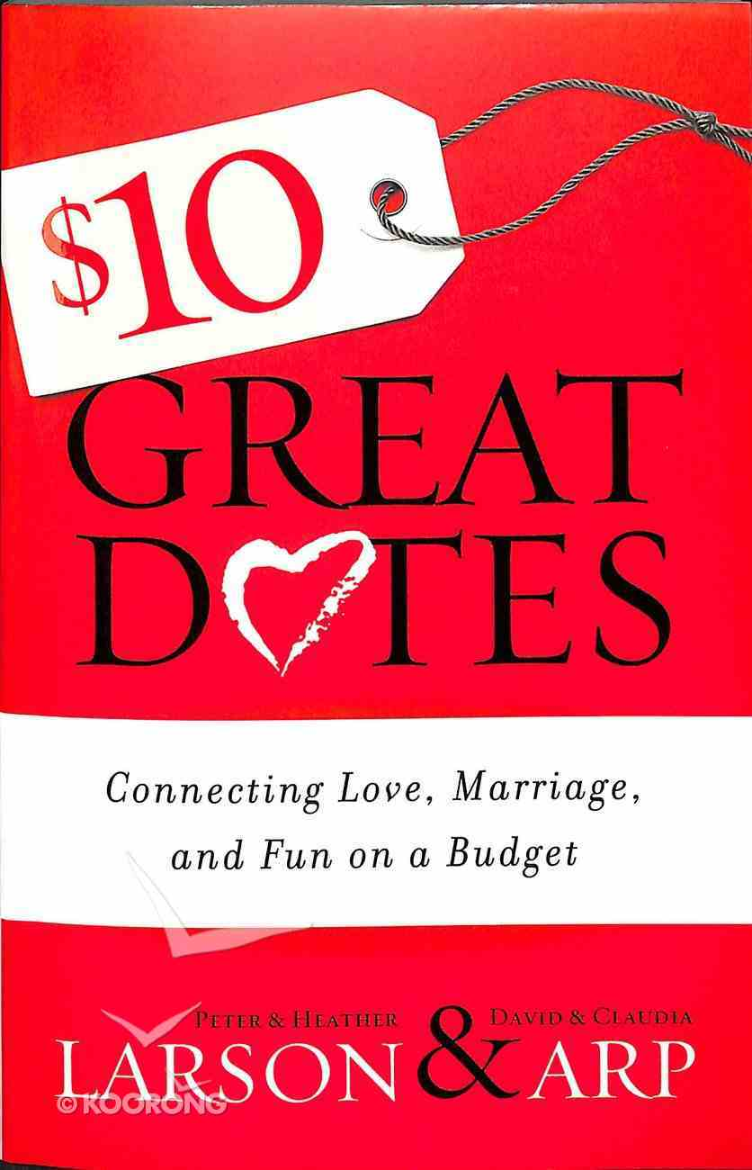 $10 Great Dates Paperback