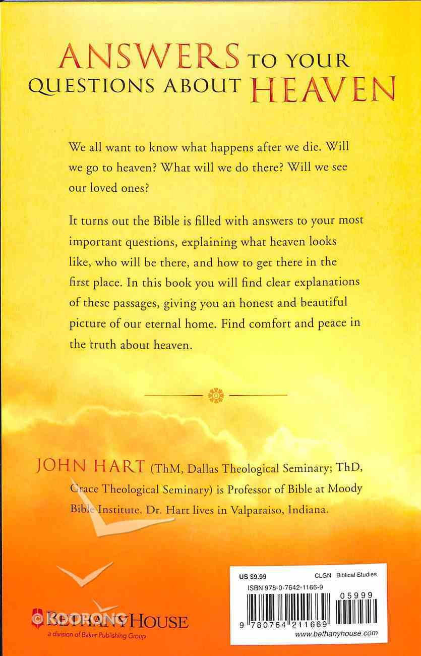 50 Things You Need to Know About Heaven Paperback