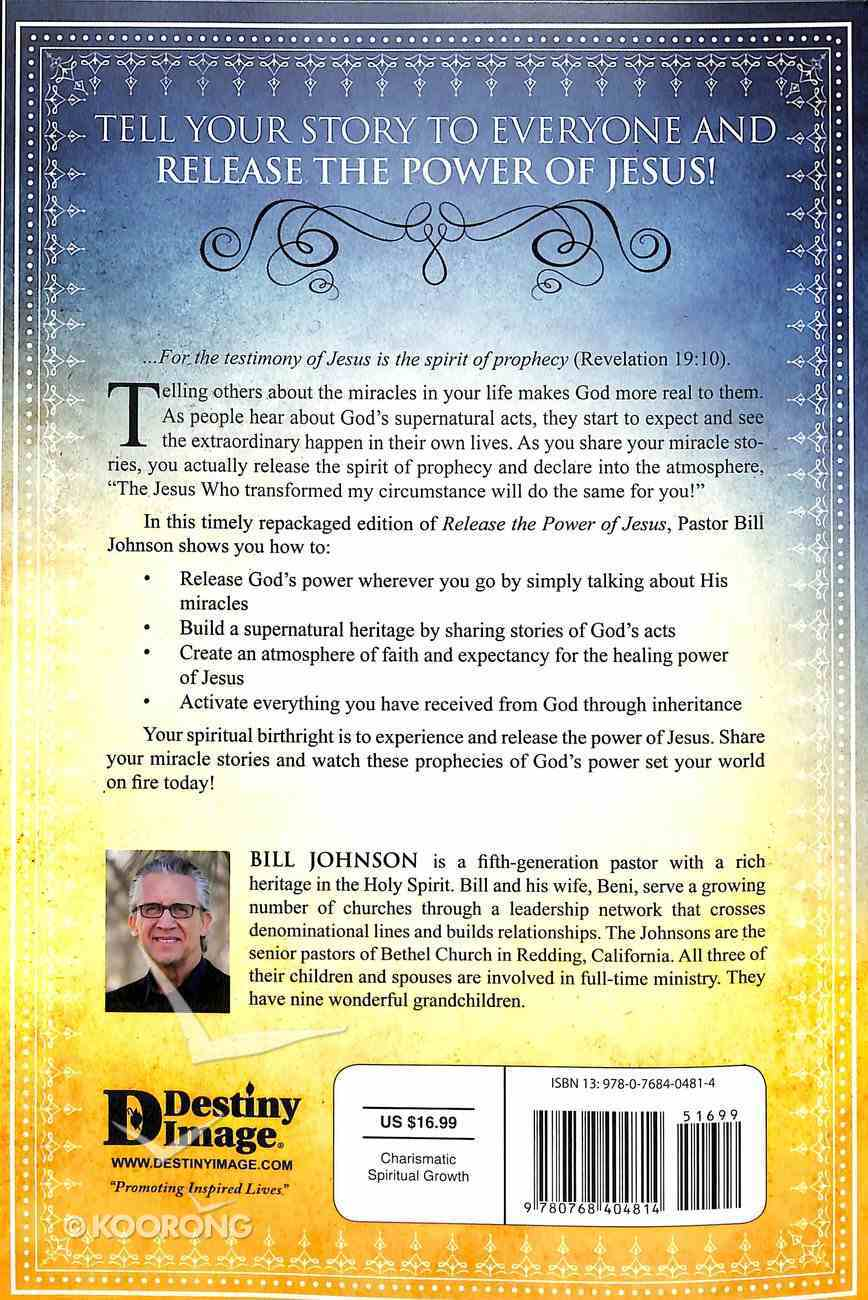 Releasing the Spirit of Prophecy Paperback