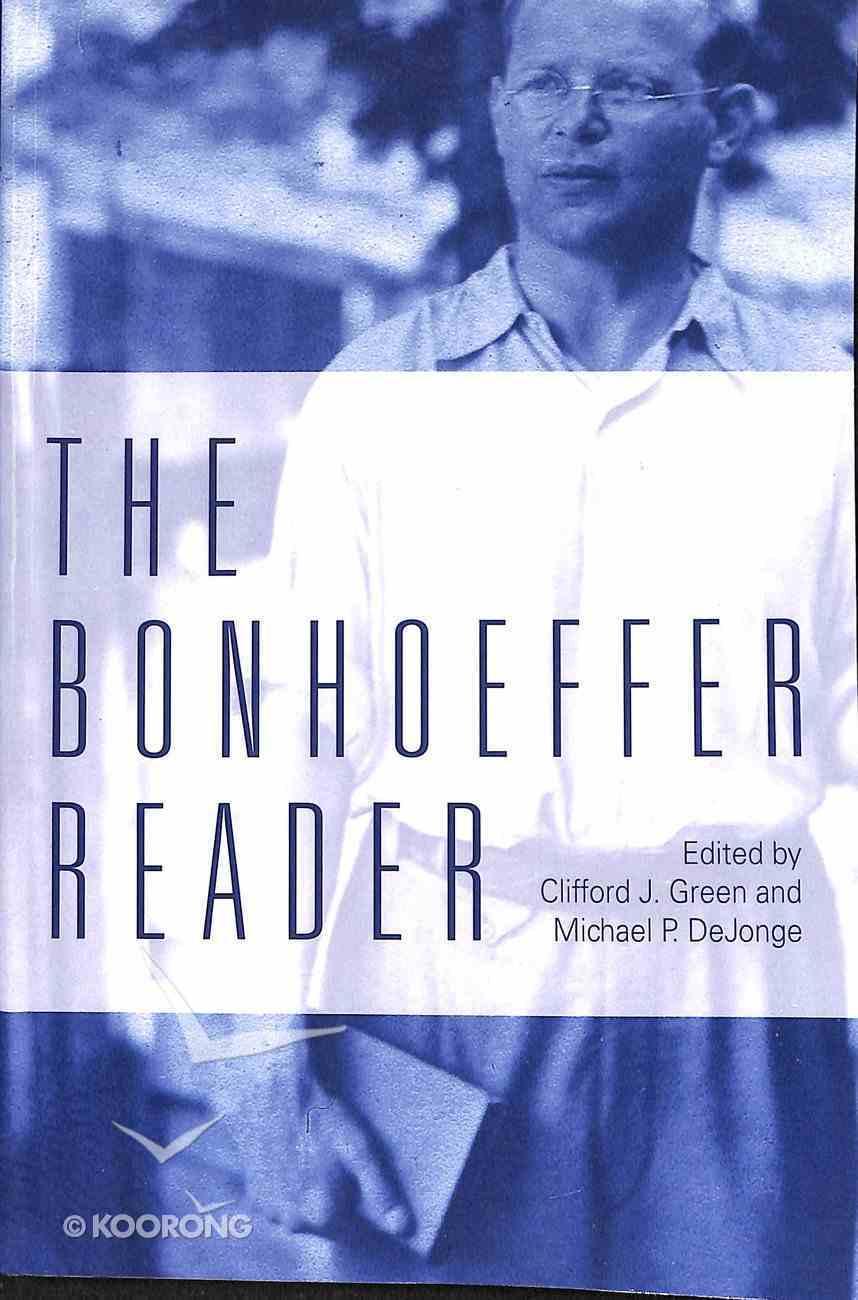 The Bonhoeffer Reader Paperback