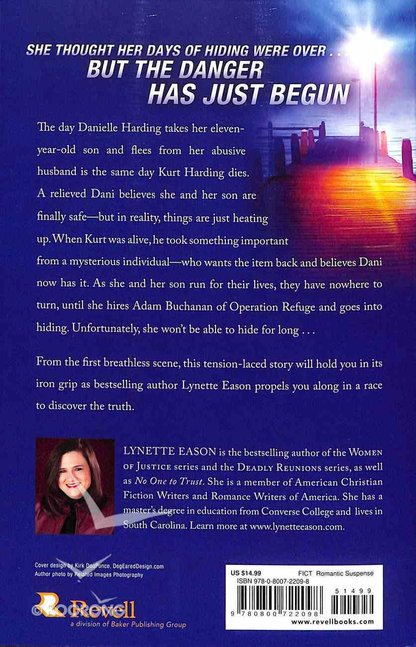 Nowhere to Turn (#02 in Hidden Identity Series) Paperback