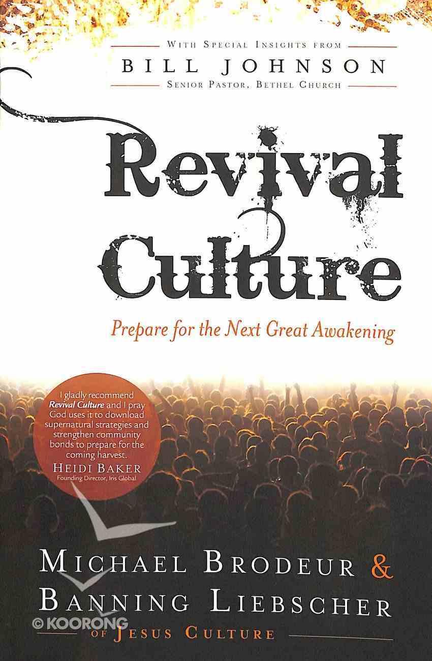 Revival Culture Paperback