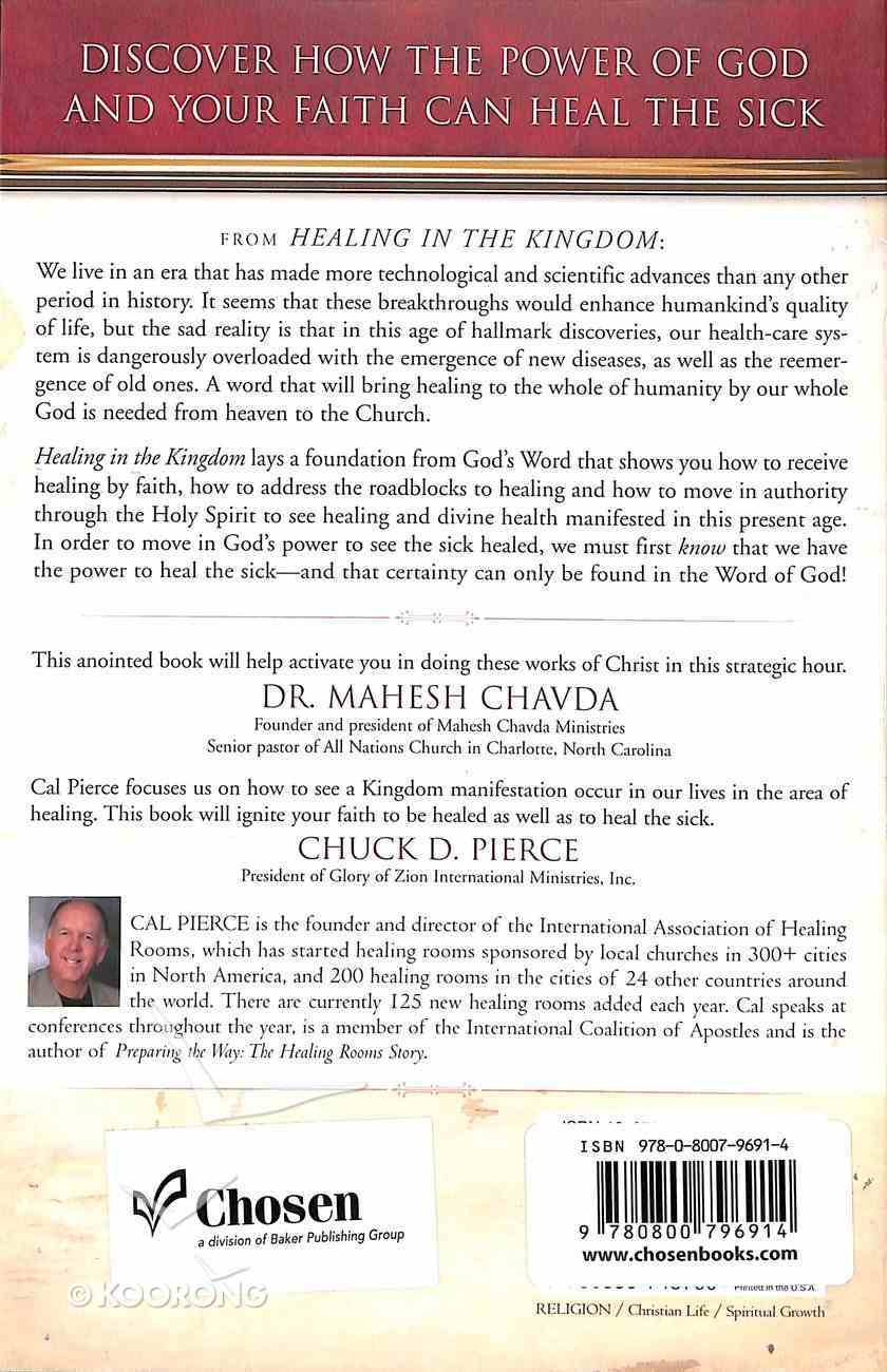 Healing in the Kingdom Paperback
