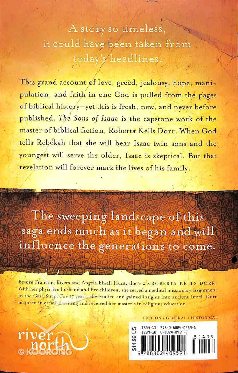 The Sons of Isaac Paperback