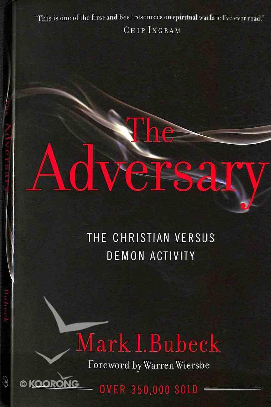 The Adversary Paperback