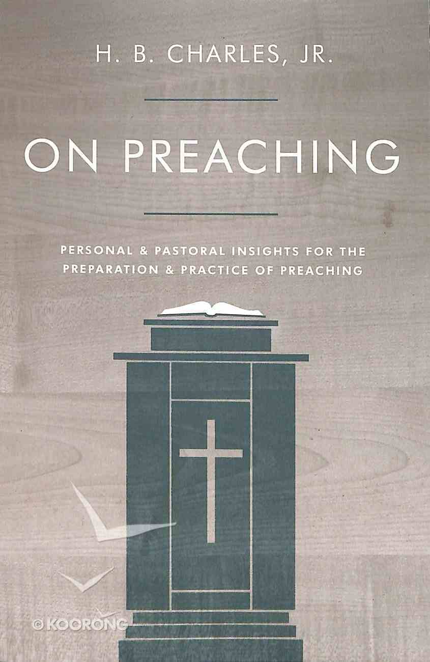On Preaching Paperback