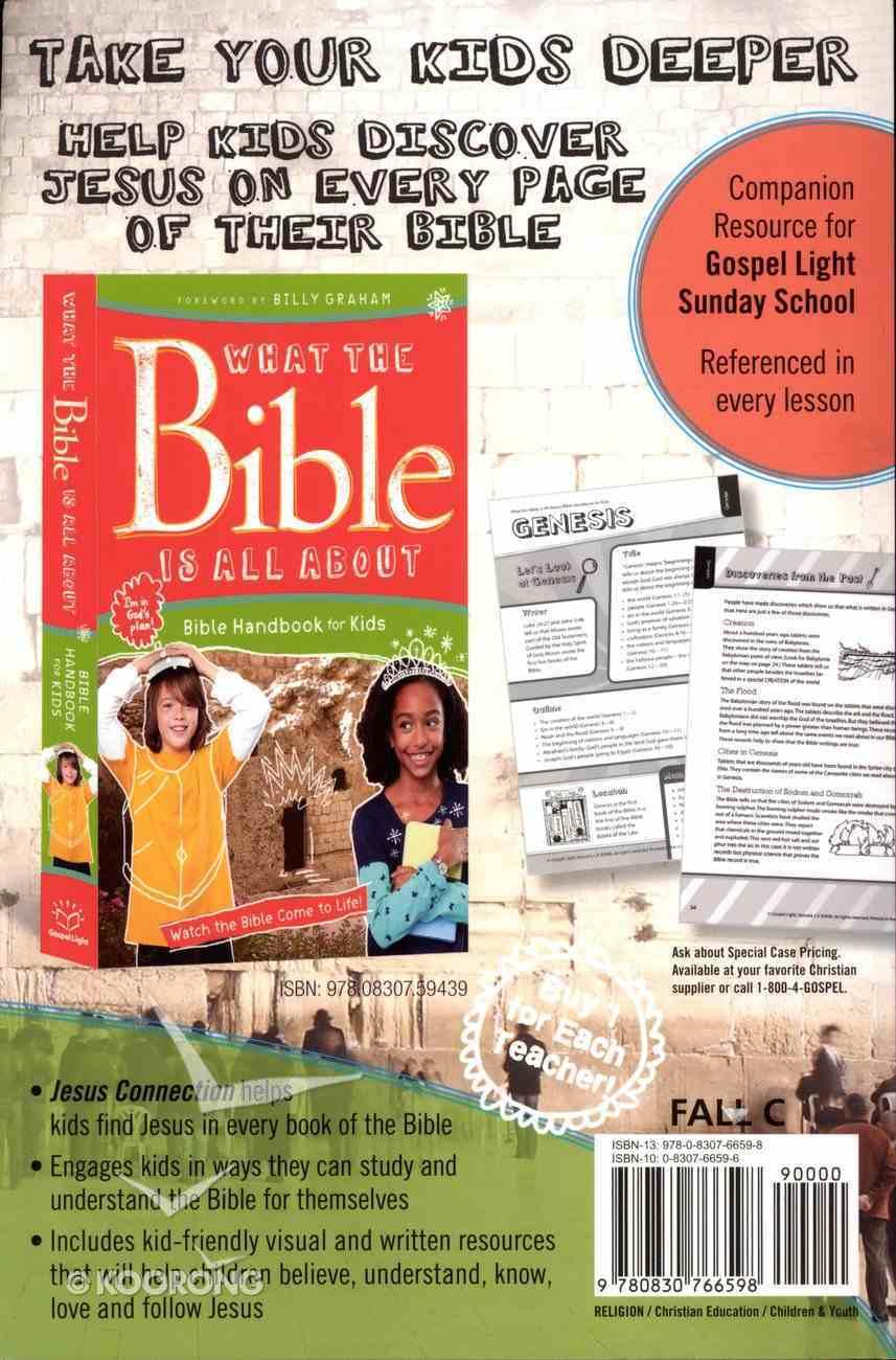 Gllw Fallc 2018 Grades 3&4 Teacher Guide (Gospel Light Living Word Series) Paperback