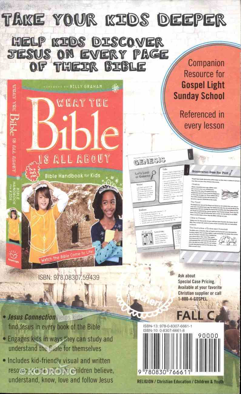 Gllw Fallc 2018 Grades 3&4 Kid Talk Cards (5 Packs For 5 Kids) (Gospel Light Living Word Series) Pack