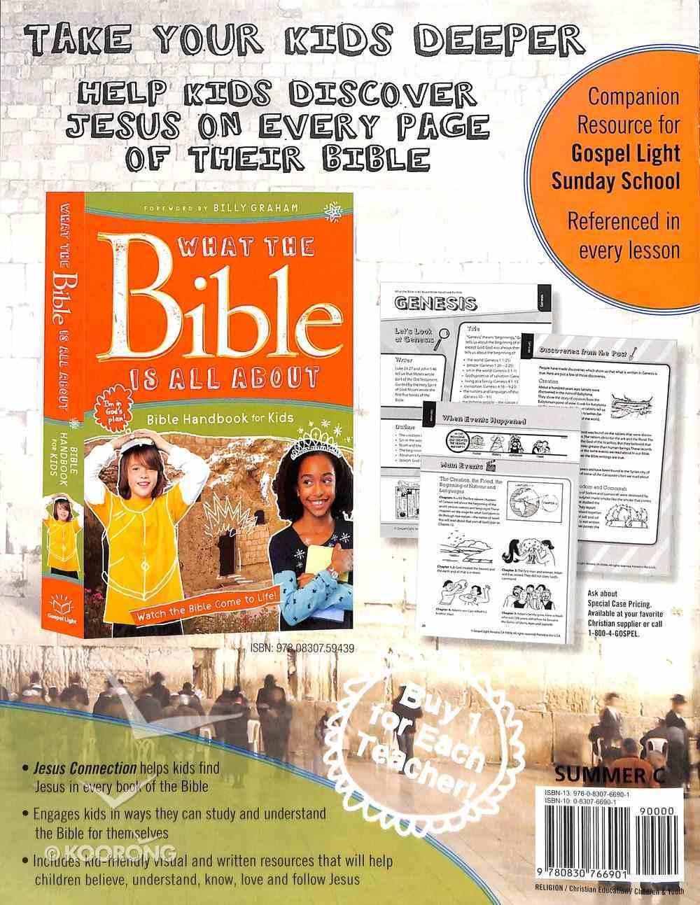 Gllw Summerc 2018/2019 Ages 6-10 Bible Teaching Poster Pack Grades 1-4 (Year C) (Gospel Light Living Word Series) Pack