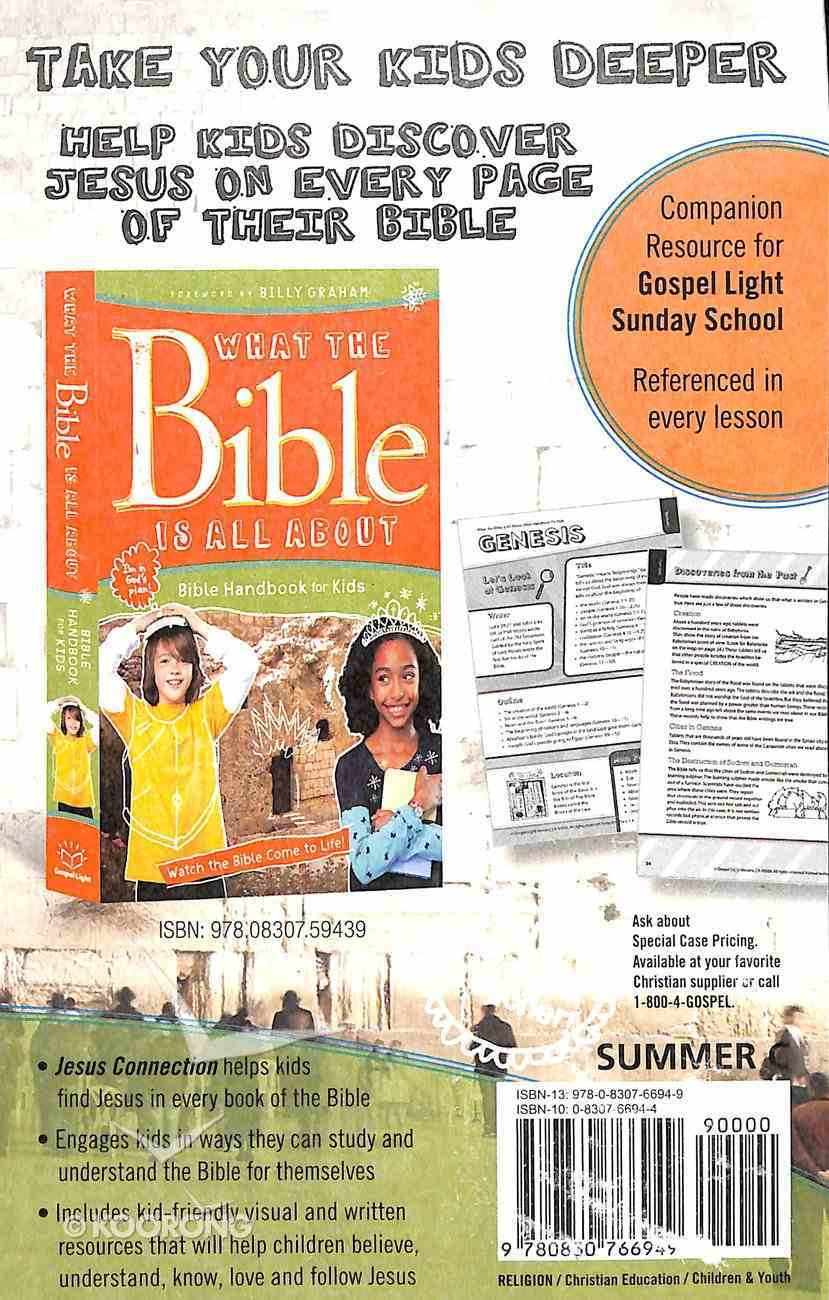 Gllw Summerc 2018/2019 Ages 8-10 Kid Talk Cards Grades 3&4 (5 Pk) (Gospel Light Living Word Series) Pack