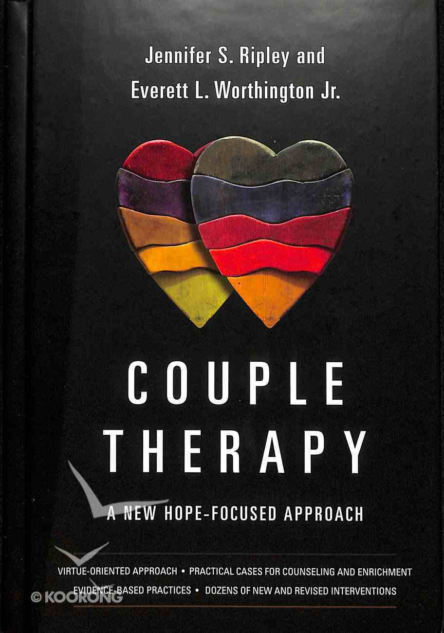 Couple Therapy Hardback