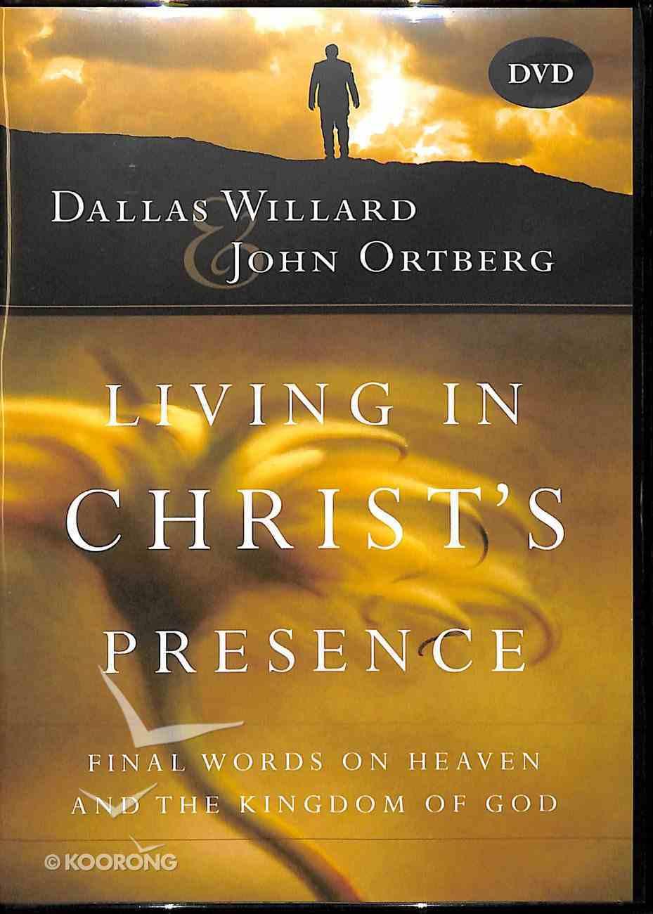 Living in Christ's Presence (2 Disc Set - 7 Hours) DVD