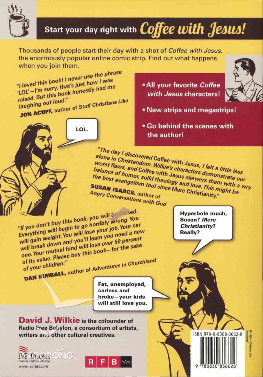 Coffee With Jesus Paperback