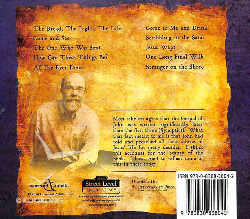 John: A Misunderstood Messiah CD